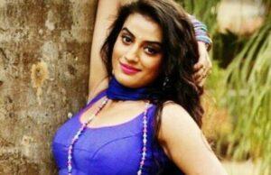 Akshara in Bigg Boss