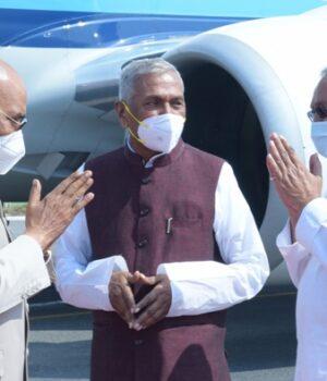 President in Patna