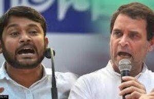 Kanhaiya against Modi
